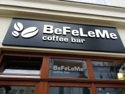 BeFeLeMe Coffee Bar