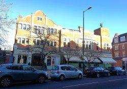 Olympic Studios Cinema & Restaurant in Barnes, London SW13