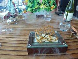 Paraplegic's Degustation at the Cube