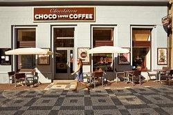 Choco Loves Coffee