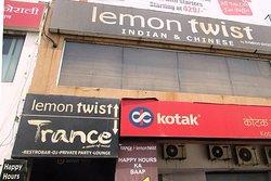 Lemon Twist (Oriental Wok and Grill)