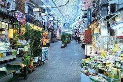 Atami Station Ekimae Heiwa Shopping Street