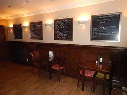 Celtic Royal Hotel bar seating