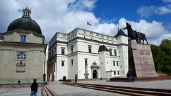 Palace of the Grand Dukes of Lithuania, National Museum