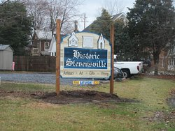Historic Stevensville