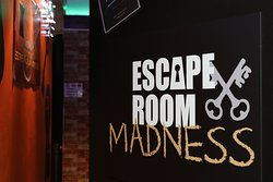 Escape Room Madness (5th Floor)