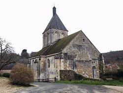 Eglise de Notre-Dame de Gargilesse