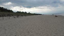 Sobieszewo Beach
