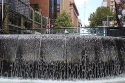 The Matrix Fountain