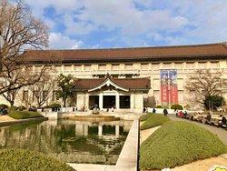Tokyo National Museum The Heiseikan