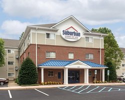 Suburban Extended Stay Hotel Hampton