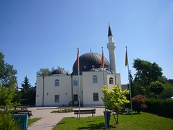 Turkisches Kulturzentrum mit Moschee - Hicret-Moschee