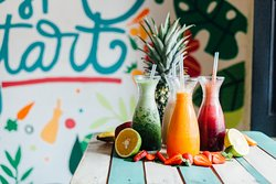 Amanecer Juice Bar