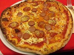 Pizza nordica