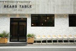 Bears Table