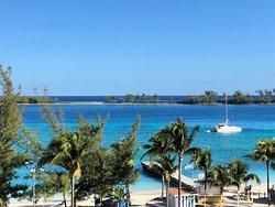 View of Junkanoo Beach from Room 531