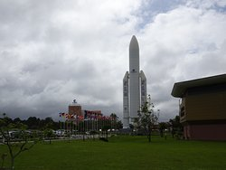 Kourou Space Centre (Guiana Space Centre)