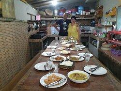 Cooking Lesson Chez Rico