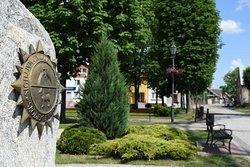 Centrum Europy - Pieczęć miasta Suchowola