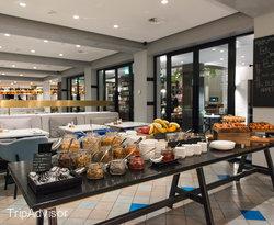 Breakfast Bar Restaurant at the INK Hotel Amsterdam - MGallery by Sofitel