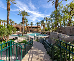 Paradise Pool at Westin Mission Hills Villas