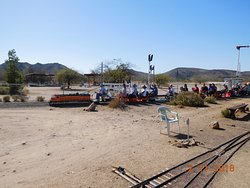 Adobe Mountain Railroad Park