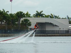 High Flying Water Sports