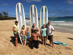 Hawaii Surfing Academy