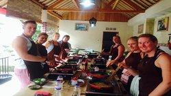 Subak Cooking Class