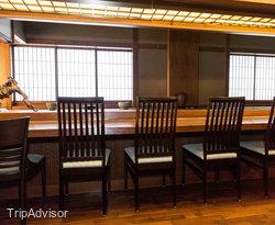 Hokki Japanese Restaurant at the Sheraton Hokkaido Kiroro Resort