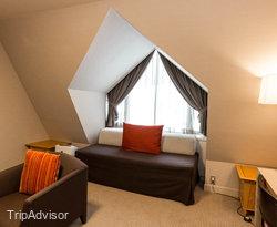 The Suite at the Sheraton Hokkaido Kiroro Resort