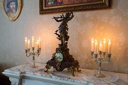 Свечи дарят особую атмосферу