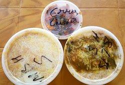 Amazing aroma of curry leaf in biryani!!!