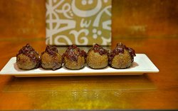 Beef Kebbe with Onion Paste