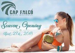 Cap Falcó Beach
