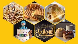 Yellow Café - Restaurante