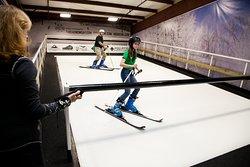 Inside Ski Training Center
