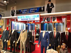 ‪Bob's Boutique at MBK‬
