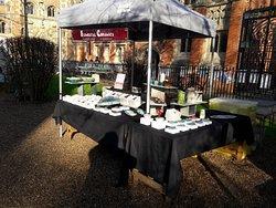 All Saints Garden Art and Craft Market