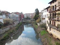 Il fiume Bacchiglione