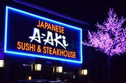 A-Aki Sushi & Steakhouse