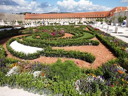 Baroque Gardens by the Castle