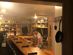 R Kitchen Dining Room