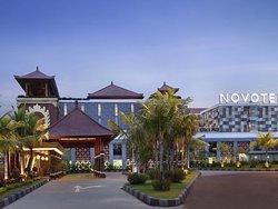 巴厘岛国际机场诺富特酒店