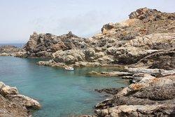 Paraje de Tudela en el Cabo de Creus