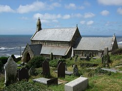 St Mary & St Bodfan Church