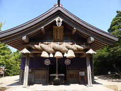 Hakuto Shrine
