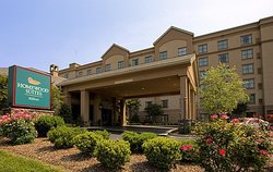 阿什維爾希爾頓惠庭套房酒店