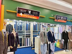 Suit Cut Bespoke Tailor