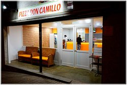 Pizza Don Camillo